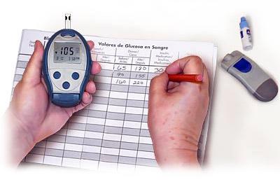 Diabetes mellitus tipo 1 y 2 endocrinología en Santomera Murcia