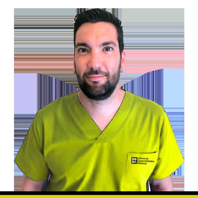 Dr. Mario López Antón