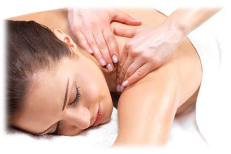 Fisioterapia masaje relajante en Santomera Murcia