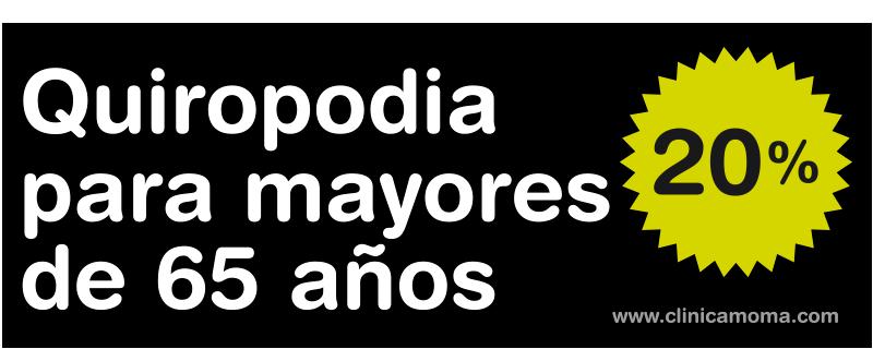 Quiropodia podología en Santomera