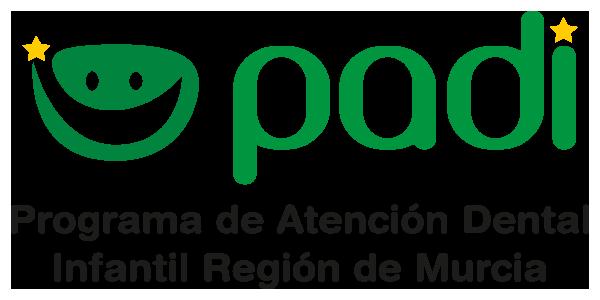 Programa de atención dental infantil Región de Murcia