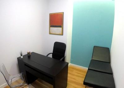 Gabinete de psicología y psiquiatría