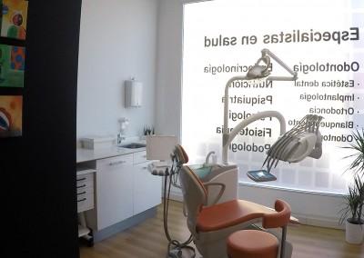Gabinete de odontología