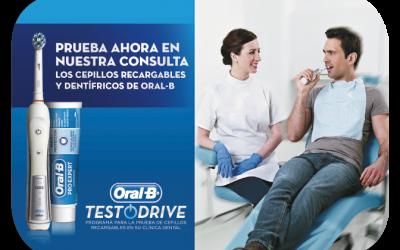 Programa TestDrive para probar cepillos regargables eléctricos