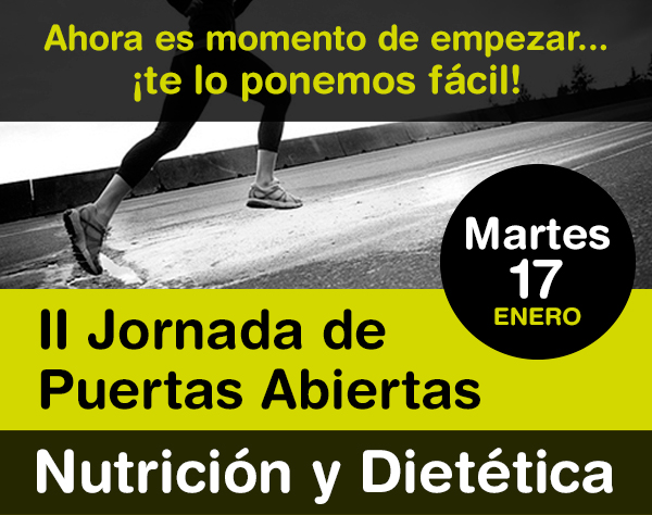 II Jornada de puertas abiertas – Valoración Nutricional