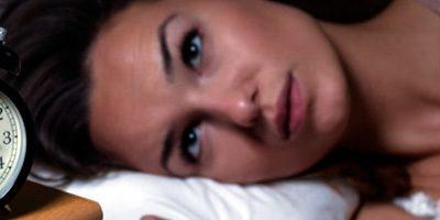 Qué es el insomnio y algunas recomendaciones para conciliar el sueño
