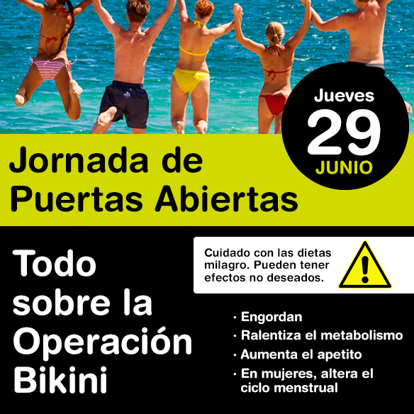 Todo sobre la Operación Bikini